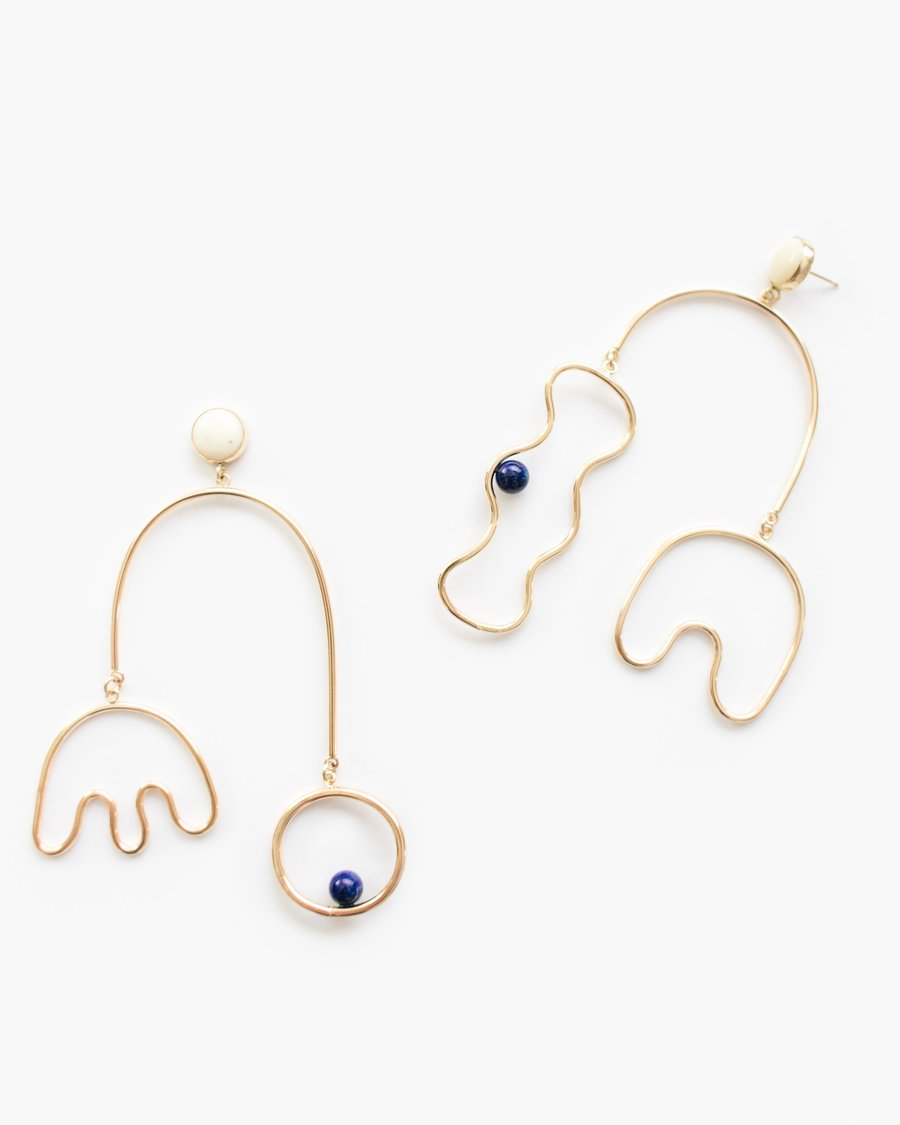 THE COBA MOBILE EARRINGS