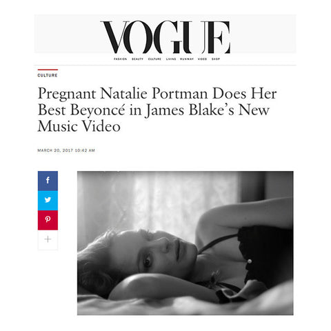 Natalie Portman on Vogue.com