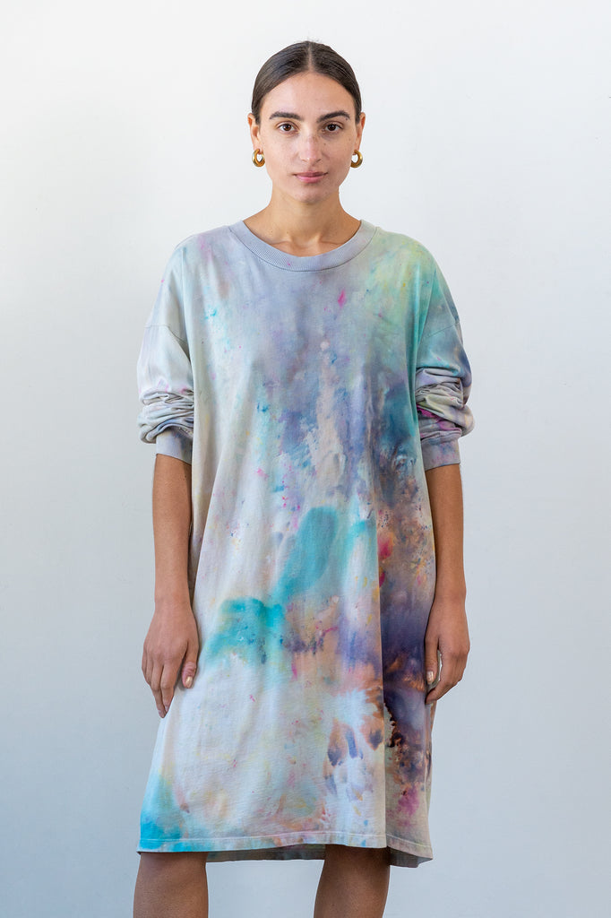 Hand Dyed Lounge Tee - Organic Cotton - Large/X-Large