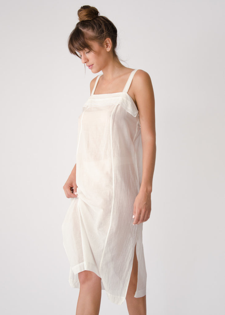 Kona Dress- White