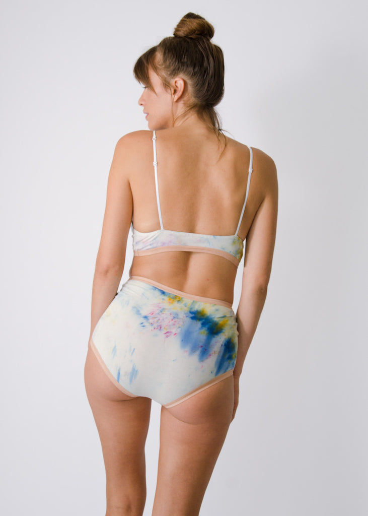 Astra Hi-Waist Brief- Multi Contrast