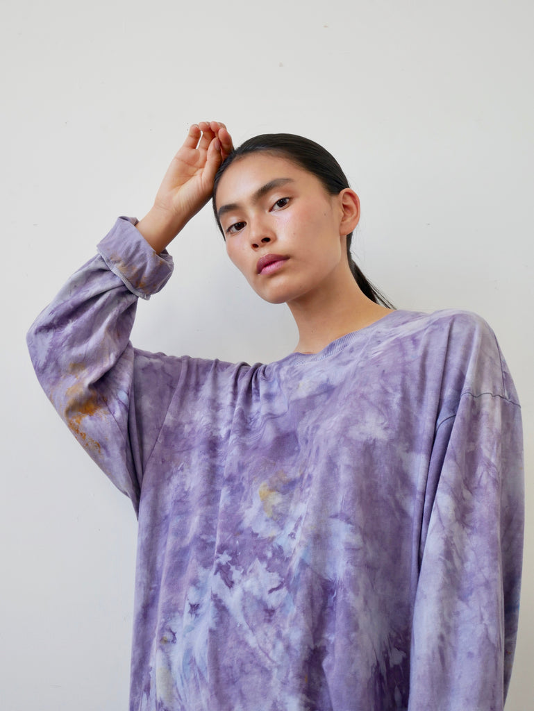 Brushstroke Tee - Organic Cotton - 11