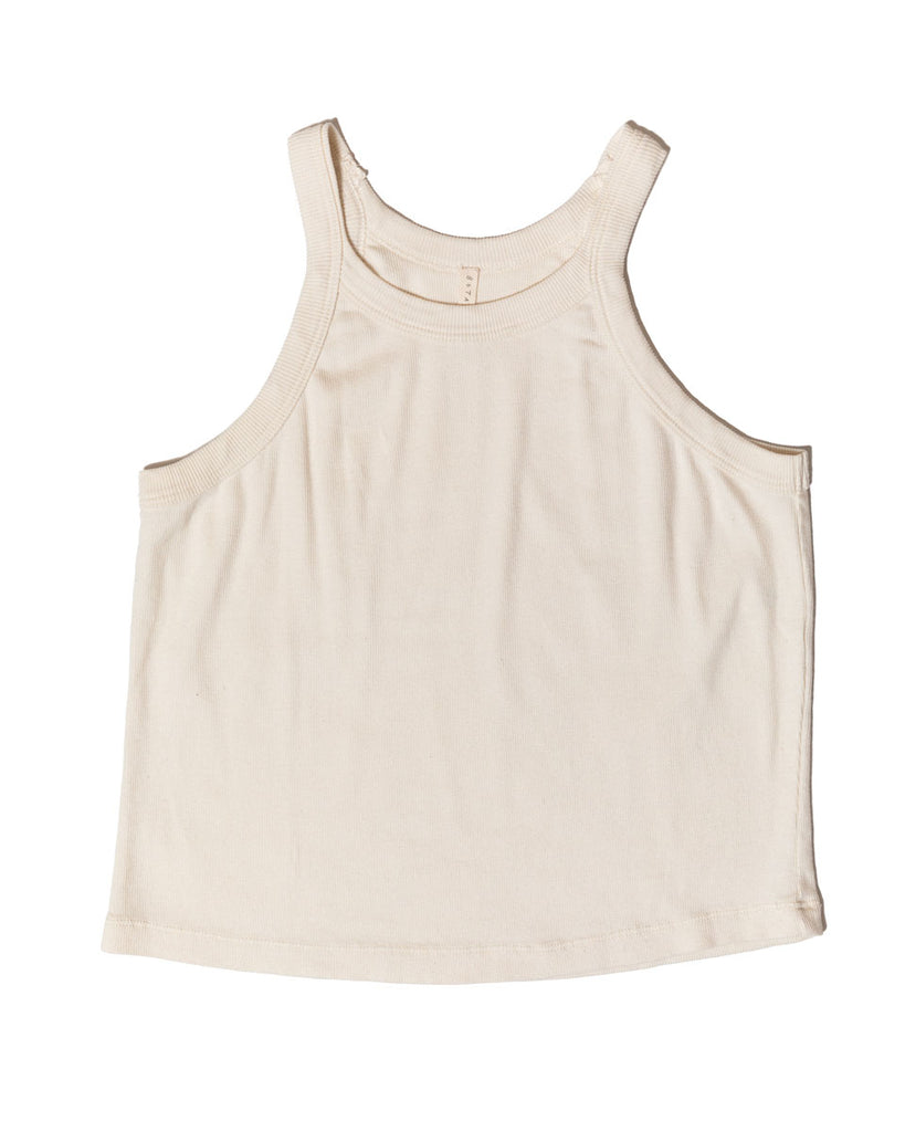 Renata Top - Natural - Organic Cotton