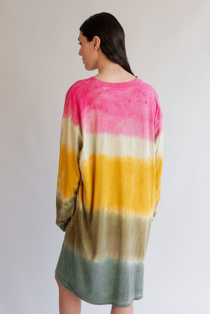 Brushstroke Tee - Organic Cotton - 4