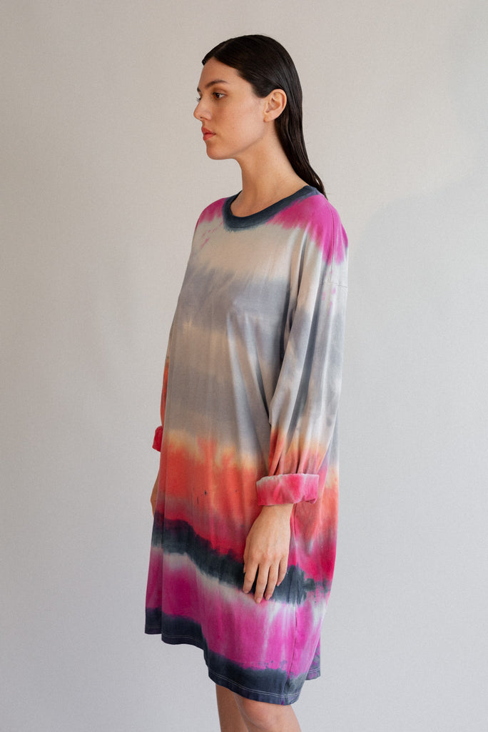 Brushstroke Tee - Organic Cotton - 7