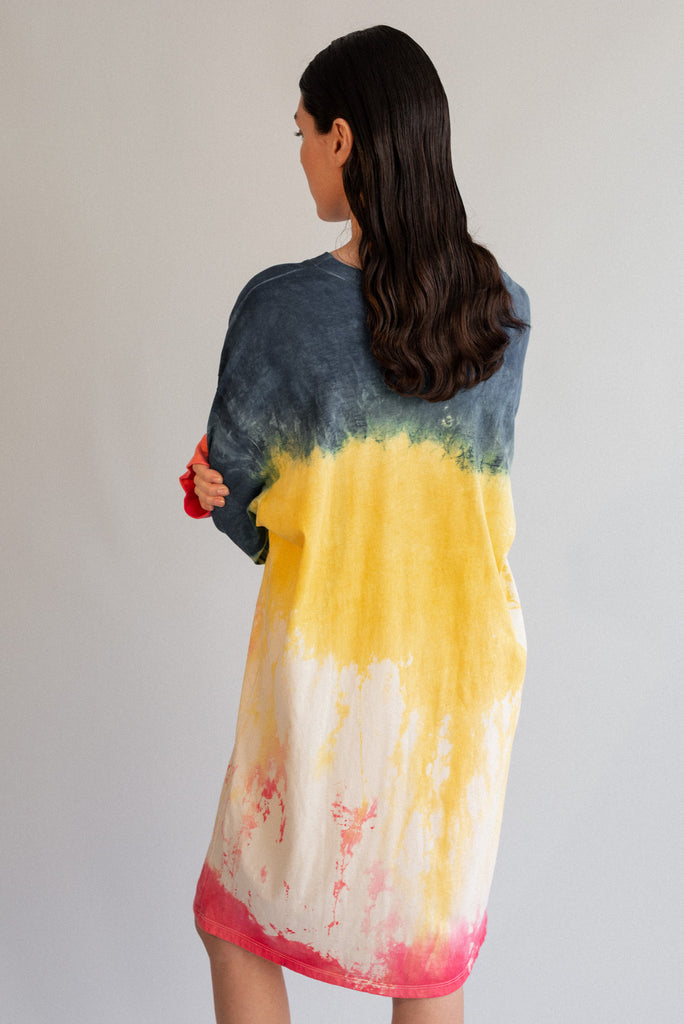 Brushstroke Tee - Organic Cotton - 9
