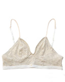 Aya Bralette - Heather