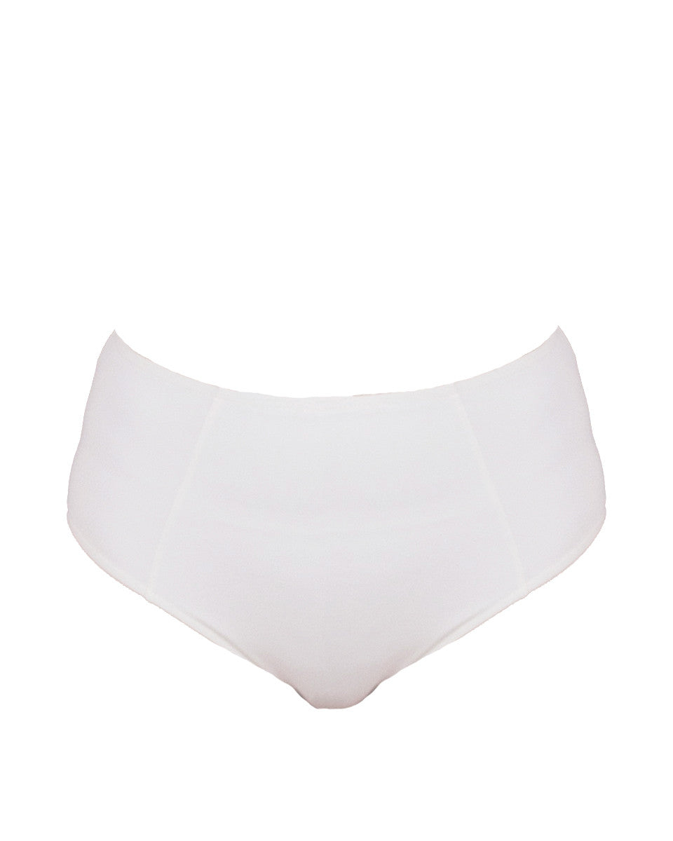 5241e5855c Bay Swim Brief- Shell- Recycled Nylon | botanica workshop