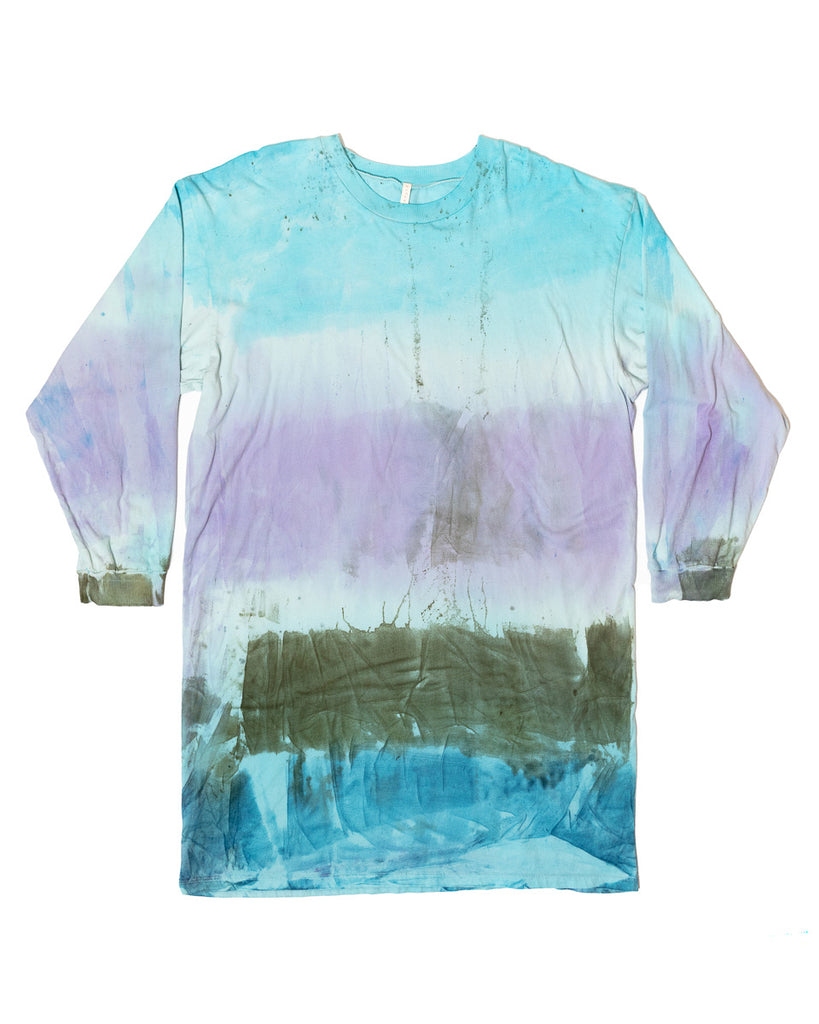 Brushstroke Tee - Organic Cotton - 1