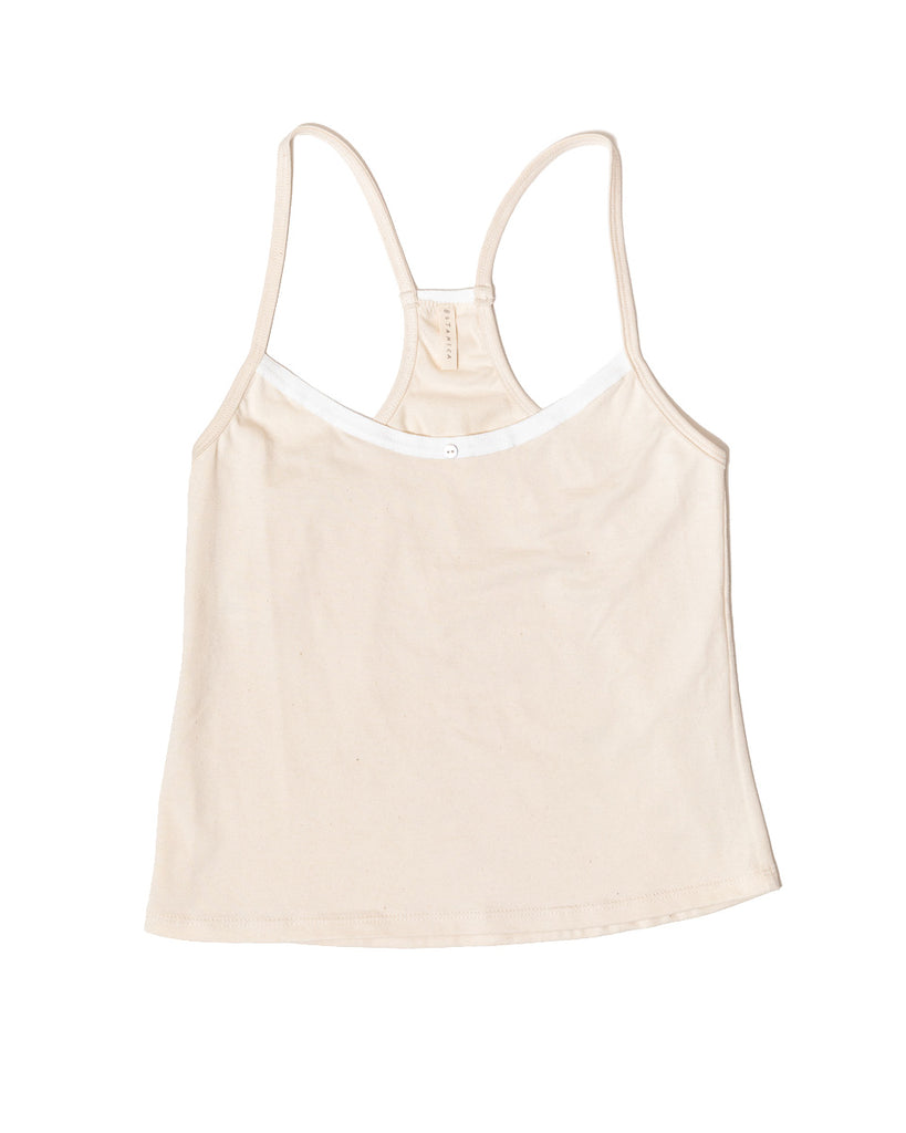Calla Cami - Natural - Organic Cotton