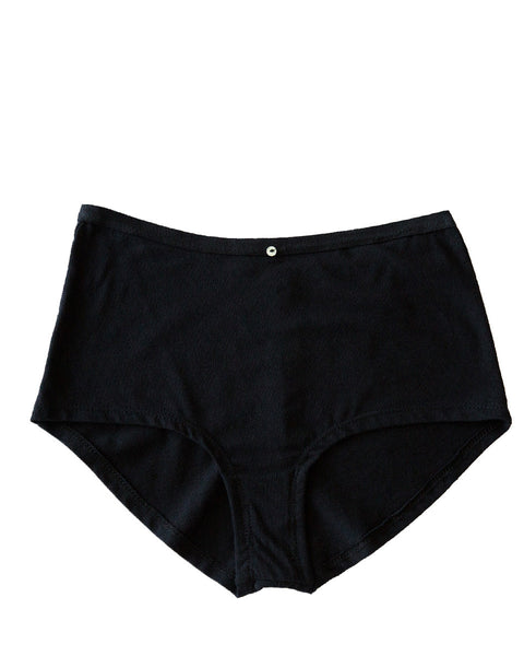 Cilla Boyshort- Black