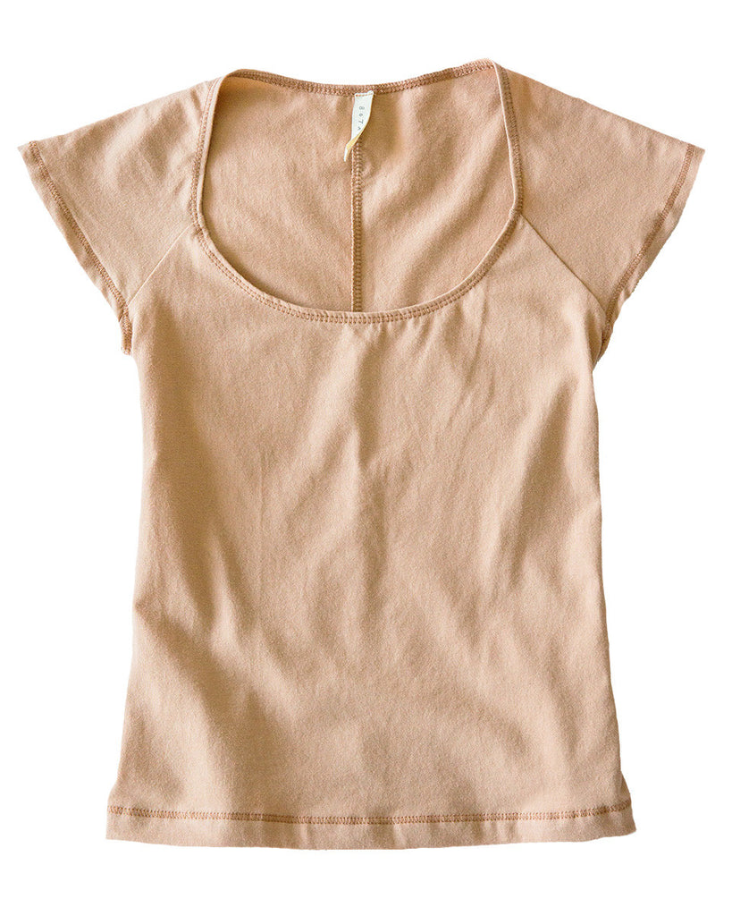 Clover Top - Petal - Organic Cotton