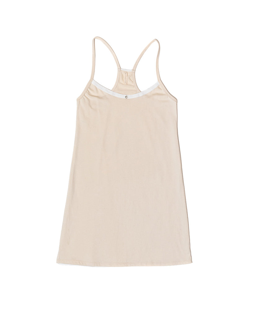 Daisy Cami Dress - Natural - Organic Cotton