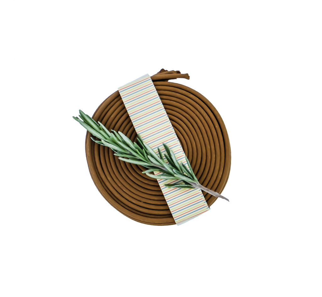 Natural Incense Coil, Gokuhin Premium by Shoyeido