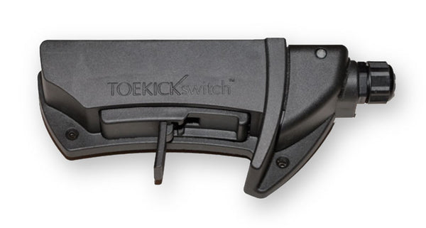 TOEKICKswitch Model #1022 DIY Kit