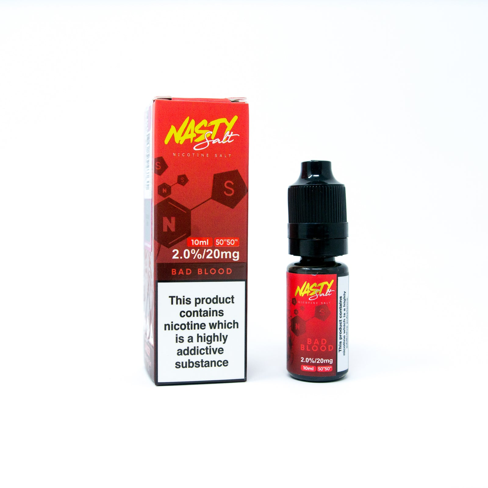 Nasty Juice 10ML Salt