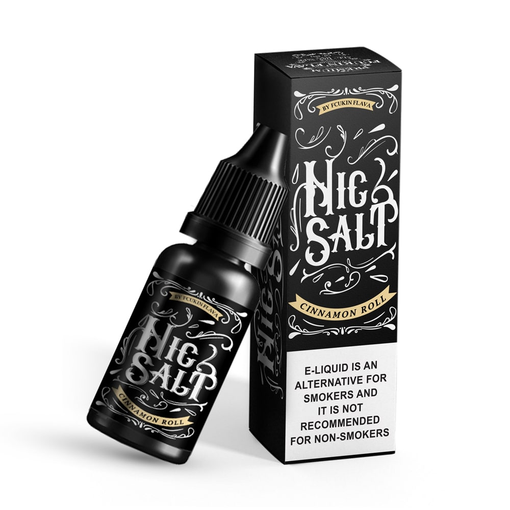 FCUKIN' FLAVA Nic Salt 30ML