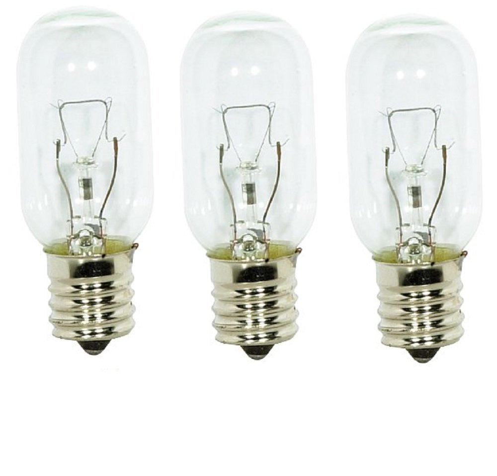 3-Pack General Electric JVM1750DMBB01 Light Bulb Replacement