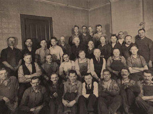 image of early vaughan and bushnell employees