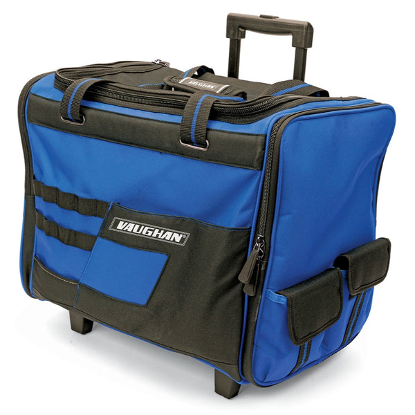 Vaughan 17 in. Rolling Tool Bag
