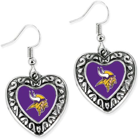 Vikings Dangle Earrings