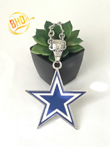 Cowboys Medallion Chain