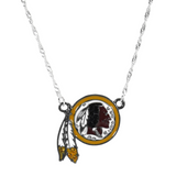 Redskins Bling Necklace