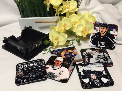 L.A. Kings Legends Coasters Set