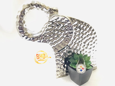 Steelers Bling Necklace