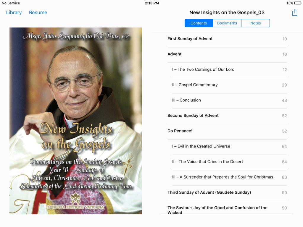 New Insights on the Gospels, Volume 3 by Msgr Joao scognamiglio cla dias ep  founder of the heralds of the gospel bestseller Commentaries on the Sunday Gospels in Ordinary time traditional