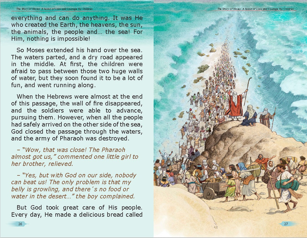 The Story of Moses – New Insights Multimedia