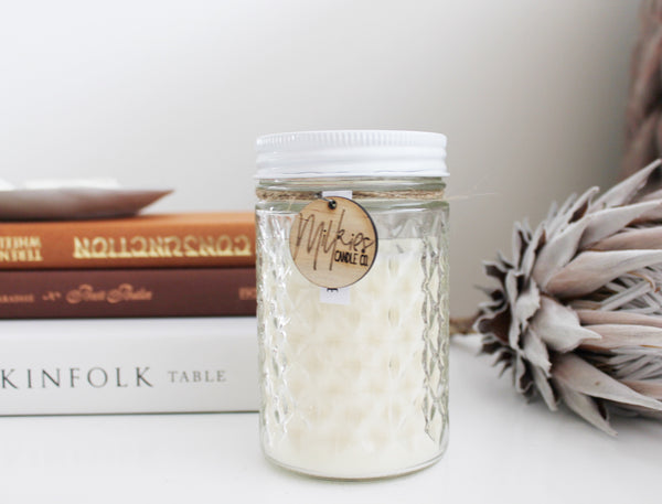 Meraki Quilted Candle