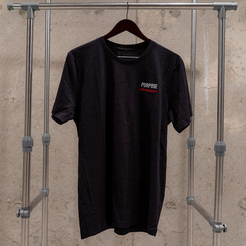 """PURPOSE"" T-Shirt - Black"