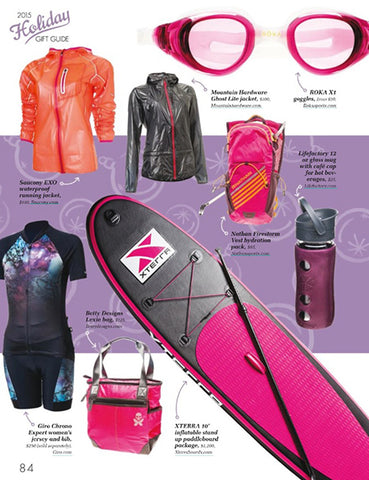Triathlete - Featuring Cafe Collection - December 2015