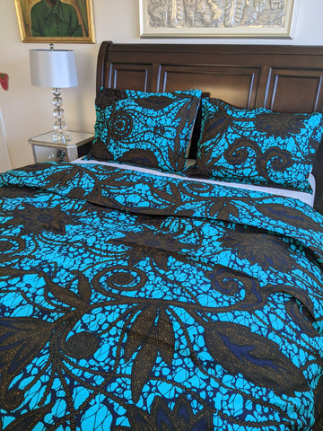 Idia Duvet Cover Set