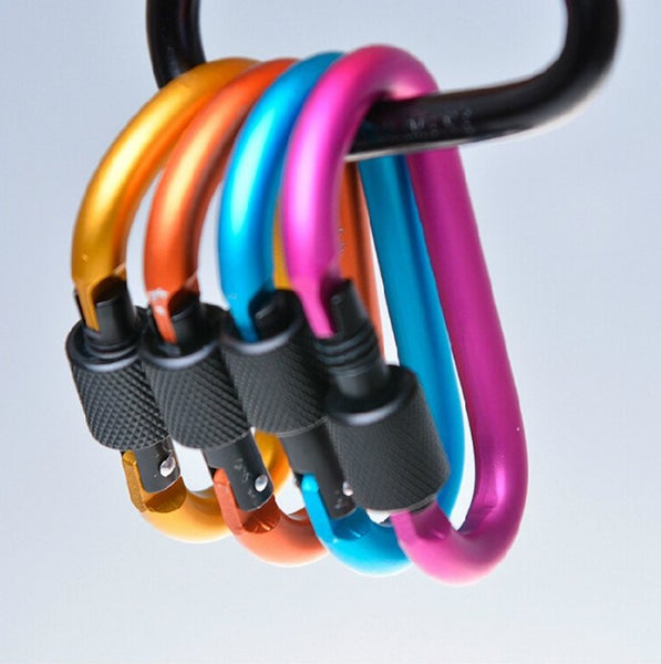 Multi Color Carabiner