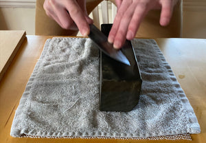 Sharpening Tips: Flattening a Stone