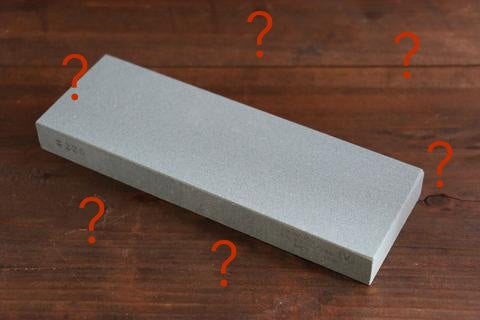 Basic sharpening stone guide