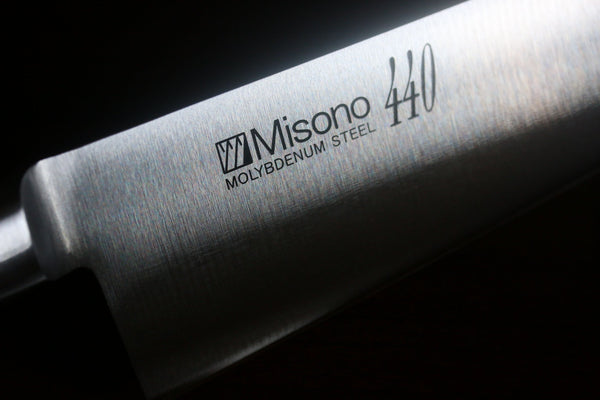 Misono 440 Gyuto Chromium and Molybdenum Steel Japanese Knife