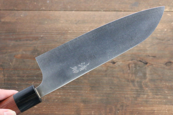 Seisuke R2/SG2 santoku Japanese Knife 180mm with Jura Handle