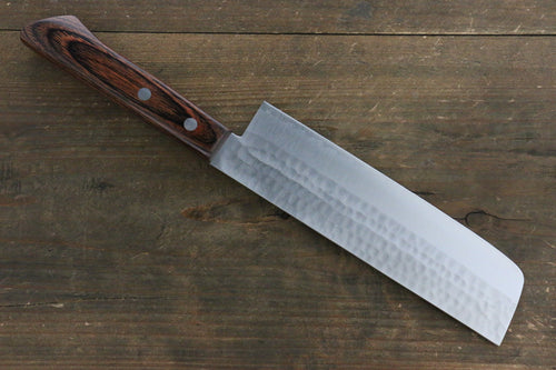 Kunihira VG1 Hammered Usuba Japanese Chef Knife 165mm