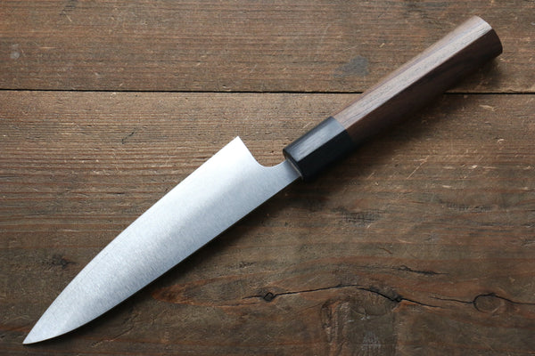 Seisuke R2/SG2 Petty-Utility Japanese Knife 140mm with Shitan Handle - Seisuke Knife