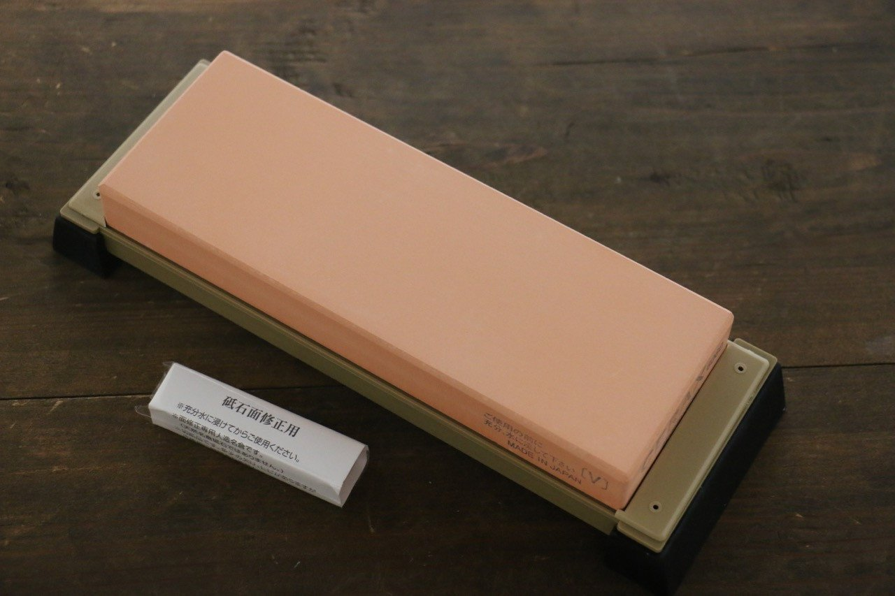 Suehiro CERAX 6060 Ceramic Fine Sharpening Stone with Plastic Base - #6000 - Seisuke Knife