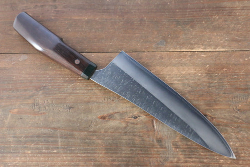 Ogata R2/SG2 Hammered Gyuto Japanese Knife 225mm with Wenge Handle