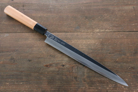 Magnolia Saya Sheath for Yanagiba Sashimi Knife with Plywood Pin