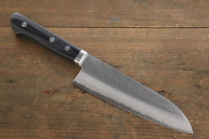 Kanetsune VG10 Santoku Japanese Chef Knife 165mm - Seisuke Knife