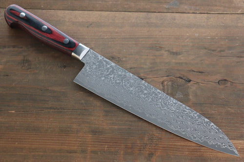 Yoshimi Kato VG10 nickel Damascus Gyuto Japanese Chef Knife 210mm