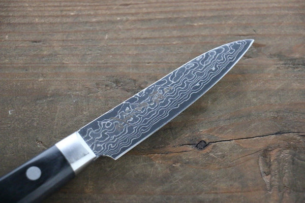 Sakai Takayuki AUS10 45 Layer Mirrored Damascus  Petty Japanese Chef Knife 80mm