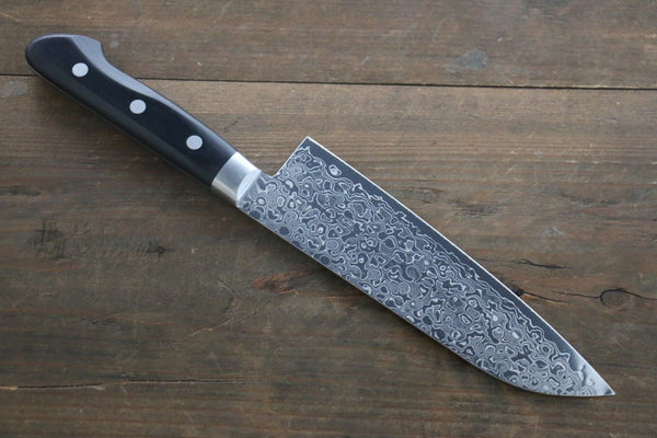 Sakai Takayuki AUS10 45 Layer Mirrored Damascus Santoku Japanese Chef Knife 170mm