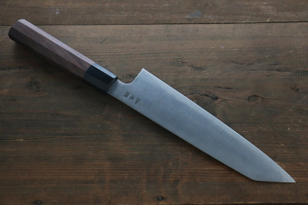 Sukenari R2/SG2 3Layer Kiritsuke Gyuto Japanese Chef Knife 210mm